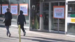 Genève: une Migros et un McDonald's fermés en raison d'un risque d'écroulement