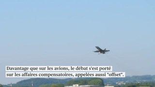Armée: le Conseil des Etats fait décoller le projet des avions de combats
