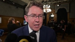 """Rösti: """"On ne peut pas être content si on perd onze sièges"""""""
