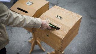 Fédérales 2019: les bulletins de vote d'une commune prennent feu, des copies peuvent être commandées