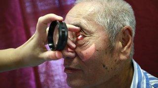 Santé: plus de 2 milliards de personnes ont des problèmes de vue