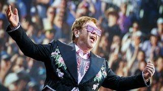 Elton John jouera une dernière fois en Suisse, en octobre 2020, au Hallenstadion de Zurich