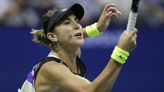 Tennis: Belinda Bencic passe en quarts de finale à Moscou
