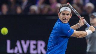 Tennis – Laver Cup: Dominic Thiem offre le premier point à l'Europe en battant Denis Shapovalov