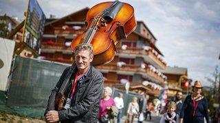 Crans-Montana: la Fête fédérale de la musique populaire en images