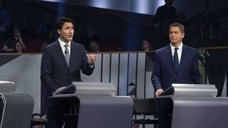 Nouveau mandat pour Justin Trudeau ou virage à droite avec Andrew Scheer? Les Canadiens commencent à voter