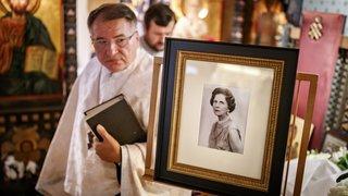 La dépouille de la reine Hélène de Roumanie va quitter Lausanne