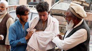 Afghanistan: un attentat dans une mosquée fait 62 morts et 33 blessés