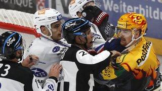 Hockey: Fribourg Gottéron battu par les Zurich Lions, nouveau leader de la National League