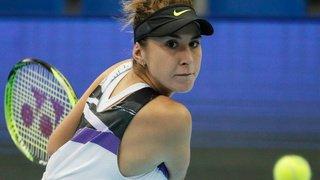 Tennis – Tournoi de Moscou: Belinda Bencic remporte le 4e titre de sa carrière