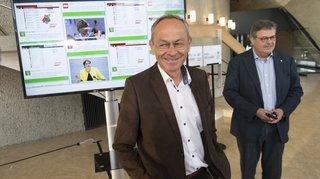 Vaud: l'UDC soutient à reculons Olivier Français