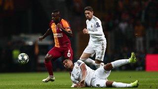 Football - Ligue des champions: le Real Madrid s'impose, le PSG file vers la première place