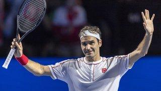 Tennis – Swiss Indoors de Bâle: Federer s'est qualifié une 17e fois pour les quarts de finale
