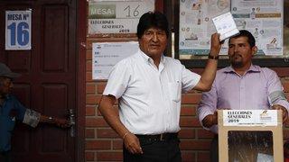 Evo Morales, agitateur épris de stabilité