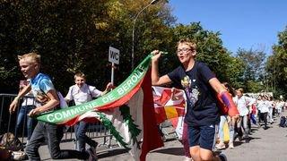 Les écoliers de La Côte ont lancé les JOJ Lausanne 2020