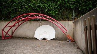 Saubraz: c'est non pour un mini terrain de basket