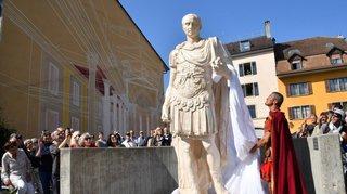 Nyon: grande fête pour les 40 ans du Musée romain
