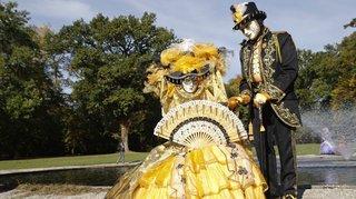 La folie du carnaval de Venise s'empare à nouveau de Coppet