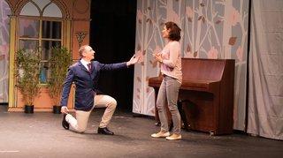 Prangins, théâtre de drôles d'histoires de mariage