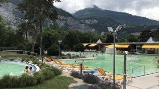 Vaud: 12 millions de la Confédération pour un projet de géothermie aux Bains de Lavey