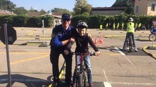 Pour ses 5 ans, Police Nyon Région a surpris le public