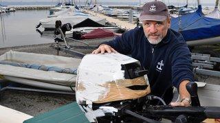 Des voleurs font une razzia dans des ports de Terre Sainte