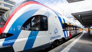 Deux fois moins de trains entre Coppet et Genève dès ce jeudi, par manque de conducteurs