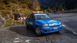 Rallye du Valais: deux Saint-Preyards ouvrent la voie aux cadors