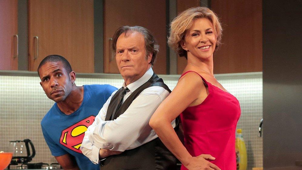 Daniel Russo, Corinne Touzet et Loup-Denis Elion seront cette semaine sur les planches du Théâtre de Beausobre avec «Alors on s'aime», comédie hilarante sous la plume de Flavia Coste.