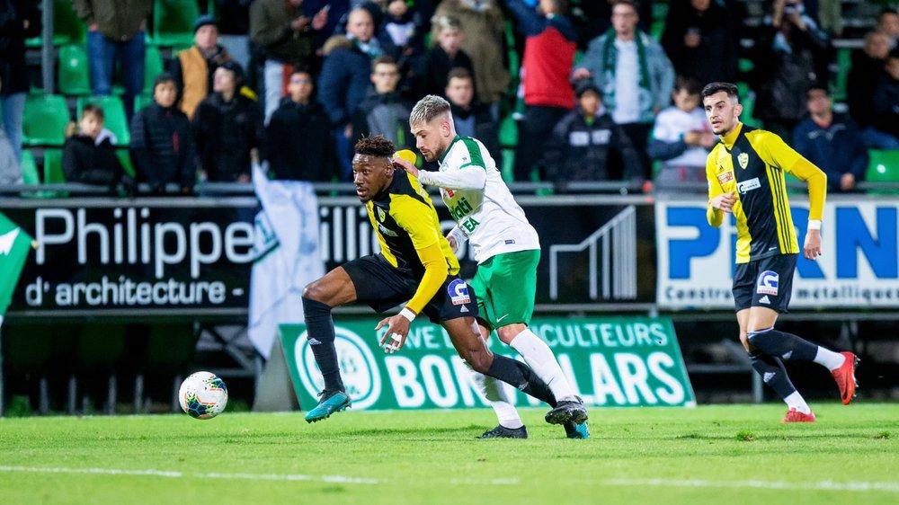 Contrairement au match aller, perdu 0-2, les Nyonnais ont cette fois-ci pris un bon point face aux Nords vaudois.