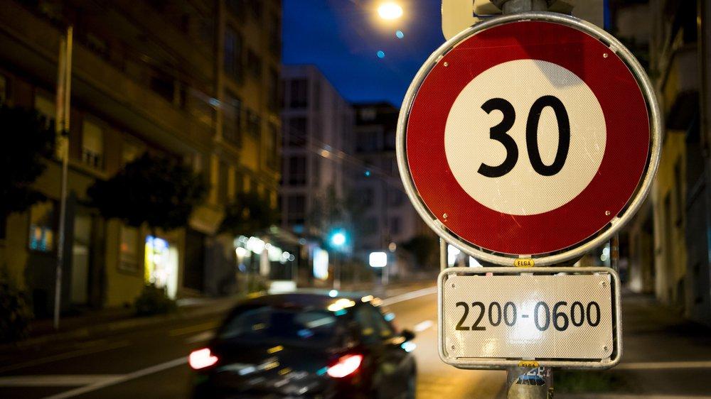 Ce type de panneaux - comme à Lausanne - pourrait se multiplier dans les communes des districts de Nyon et Morges.