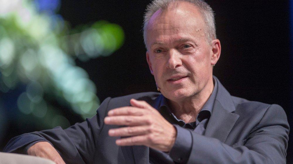 Le salaire du patron de Swisscom, Urs Schaeppi, s'est élevé à 1,83million de francs en 2018.