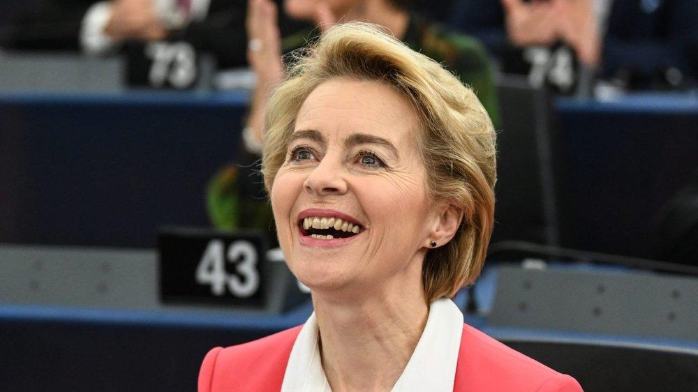 Ursula von der Leyen promet un «nouveau départ» à l'UE