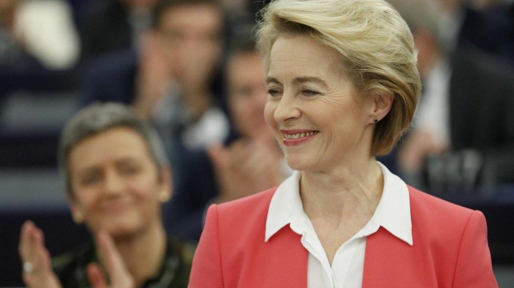 La décision a été prise alors qu'un nouvel exécutif se met en place, dirigé par Ursula von der Leyen.