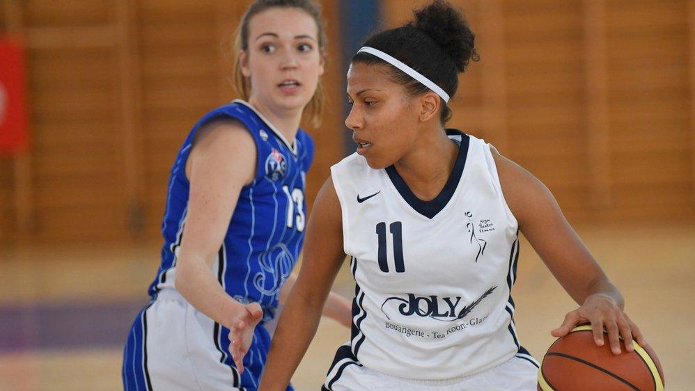 Caroline Turin a été formée à Nyon et est revenue au Rocher en 2018.
