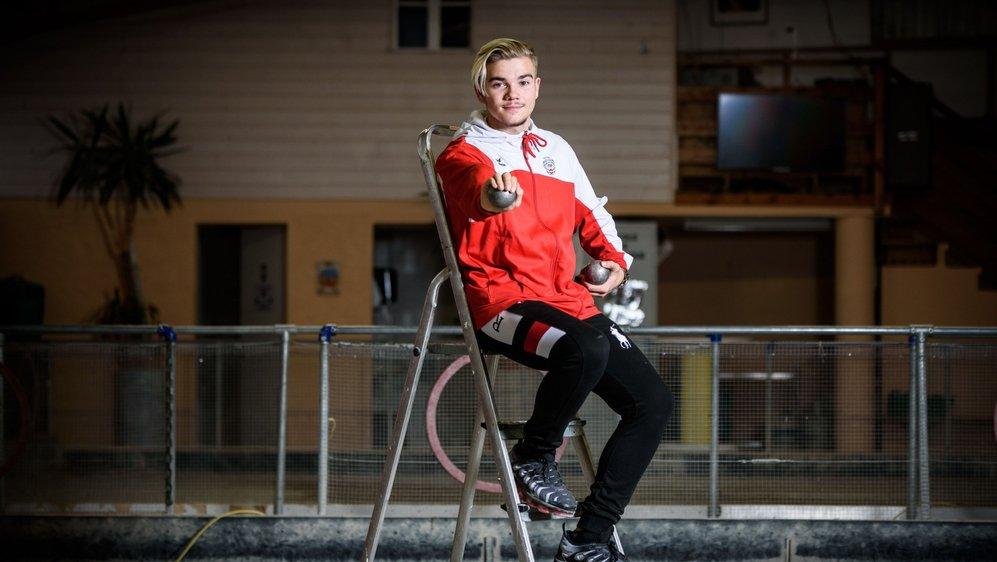 Électricien de formation, Danny Juillerat espère prendre part aux Championnats d'Europe espoirs (M23) l'an prochain.