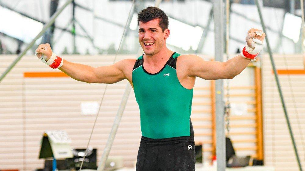 Premier par équipes avec Team Vaud, deuxième en individuel, le sociétaire de Gym Morges a réussi avec brio ses Championnats suisses 2019.