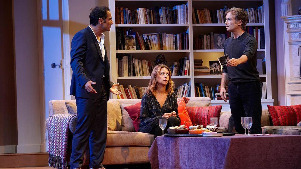 «Le Prénom», comédie qui a déjà fait un tabac sur les planches parisiennes lors de sa création en 2010, sera jouée jeudi et vendredi au Théâtre de Beausobre.