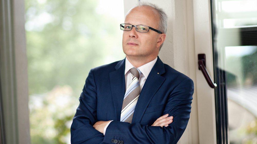 John Tendon est le nouveau municipal de Chavannes-de-Bogis.