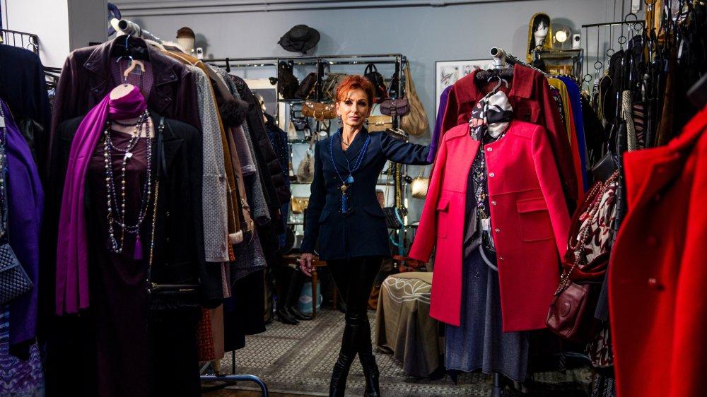 Lalou Ruttimann-Zahnd a ouvert sa boutique il y a un an, à Coppet.