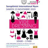Vide Dressing solidaire
