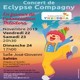 Eclypse Compagny chante pour la Fondation Théodora
