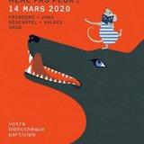 Samedi des bibliothèques:  « Frousse, frissons et chocolat »