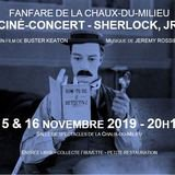 Ciné-concert: Sherlock Jr.