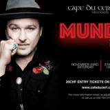 """Mundy"" - Concert"
