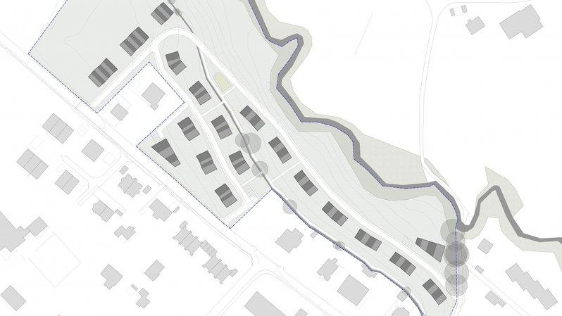 Nyon: plus de 50 signatures contre les 19 villas prévues par Orllati