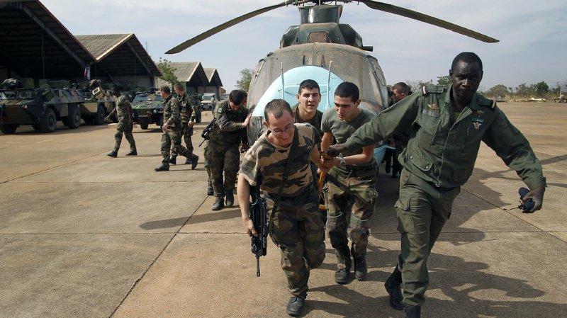 Les soldats français participaient à une opération contre des djihadistes (archives).