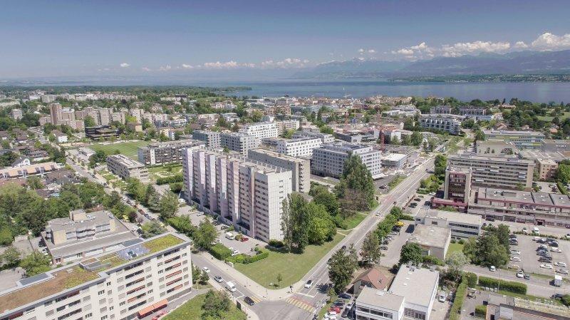 Le futur du quartier de la Suettaz fait débat.