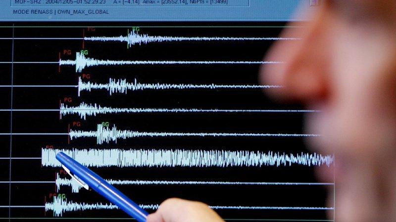 Tremblement de terre: une secousse venue d'Allemagne ressentie en Suisse