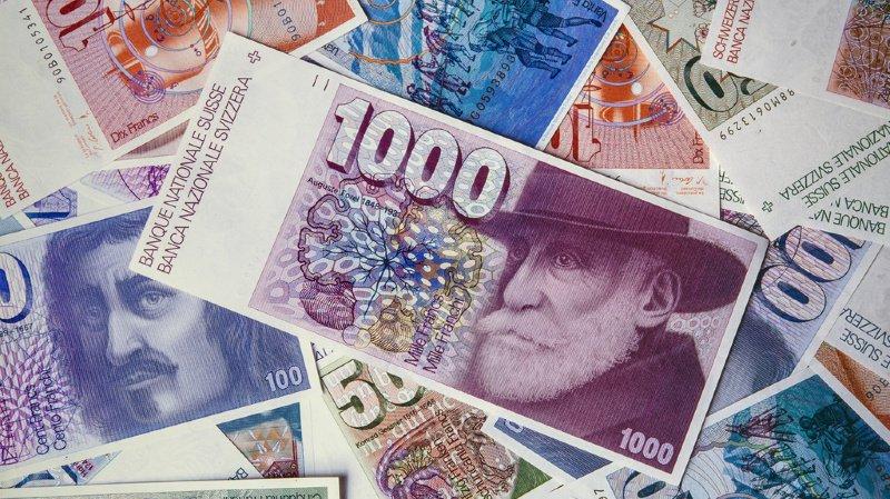 Le délai pour l'échange des billets de banque supprimé